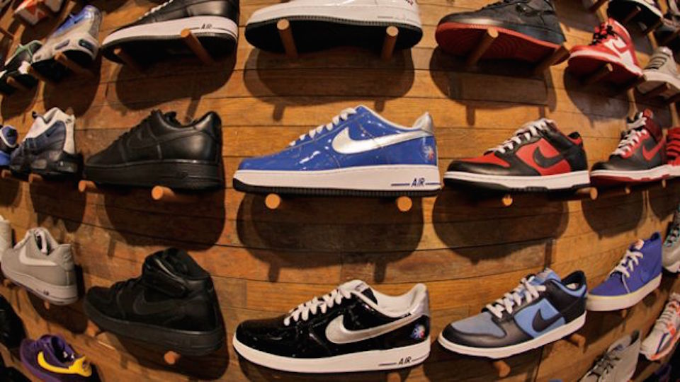 Nike-Shoes-Sneakers-at-Store